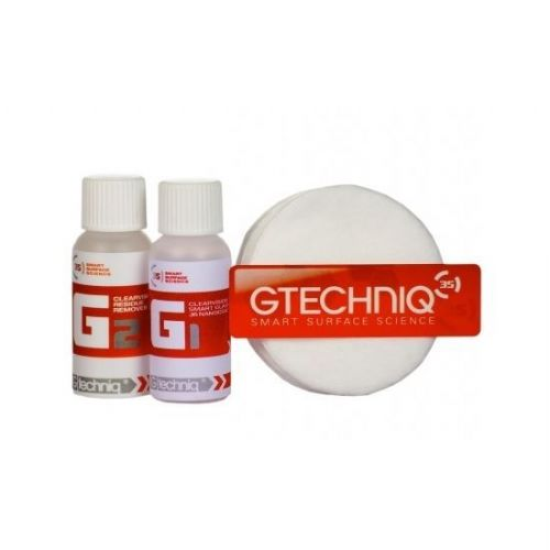 GTechniq G1 Clear Vision Smart Glass 15ml Rainx Windscreen Rain Repellent Car